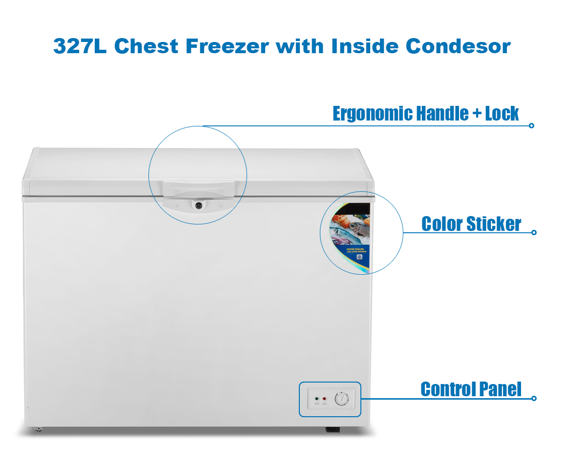 327L Chest Freezer with Inside Condensor Detail 1.jpg